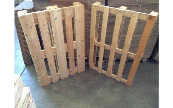 Pedane in legno